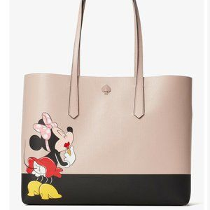 Kate Spade x Disney Minnie Mouse Large Tote